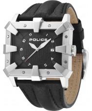 Police 93404AEU-02 Reloj de Detroit para hombre
