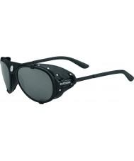 Cebe gafas de sol de espejo de plata negro mate Lhotse