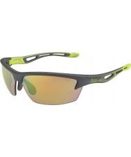 Bolle gafas de sol esmeralda modulador marrón humo cal pernos s