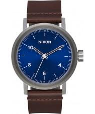 Nixon A1194-2301 Reloj de cuero para hombre