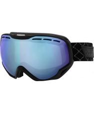 Bolle 21139 Emperador negro brillante - gafas de esquí de control de la luz modulador
