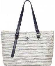 Nica NH6159-TWEED bolso de hombro de tweed de verano de las señoras nova