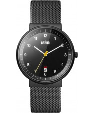 Braun BN0032BKBKMHG Mens todo el reloj negro