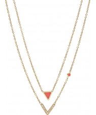 Fossil JF02894710 Collar de mujer
