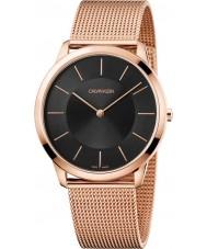 Calvin Klein K3M2T621 Reloj minimalista para hombre