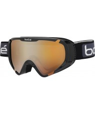 Bolle 21374 Explorador de OTG negro brillante - gafas de esquí de armas de cítricos