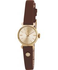 Radley RY2052 reloj de la correa de cuero marrón de las señoras de la vendimia