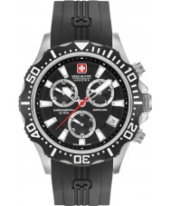 Swiss Military 6-4305-04-007 Reloj de la patrulla del Mens