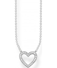 Thomas Sabo KE1554-51-14-L45v Collar de las señoras del encanto y del alma