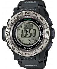 Casio PRW-3500-1ER Pro Trek Cerro de triple sensor de reloj para hombre de lejia