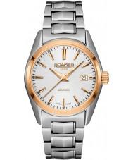 Roamer 210844-49-15-20 Damas Searock reloj de pulsera de acero de plata