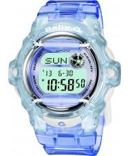 Casio BG-169R-6ER Señoras baby-g Teleanotación 25 del reloj digital azul