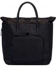 Fiorelli FMB8010-BLACK Bolsa de mensajero alvin para hombre