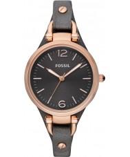 Fossil ES3077 reloj gris señoras de Georgia