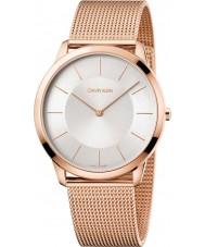 Calvin Klein K3M2T626 Reloj minimalista para hombre