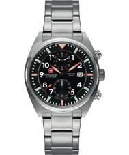 Swiss Military SM34222AEU-H01MS Reloj de escuadrón para hombre