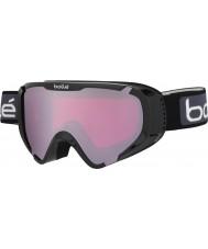 Bolle 21376 Explorador de OTG negro brillante - gafas de esquí arma bermellón