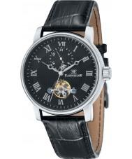 Thomas Earnshaw ES-8042-01 Mens westminster reloj de la correa de piel de cocodrilo negro