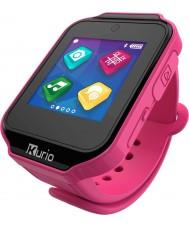 Kurio C16501 Niños tacto del reloj inteligente de pantalla de resina de color rosa