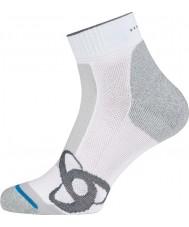 Odlo 776620-10000-39-41 Calcetines cortos