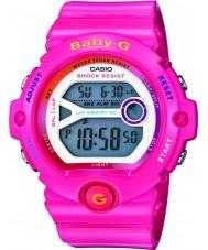 Casio BG-6903-4BER Señoras baby-g memoria de las vueltas 60 reloj cronógrafo de color rosa