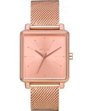 Nixon A1206-897 Ladies k cuadrado reloj