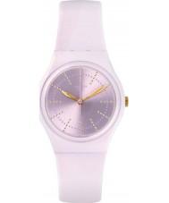 Swatch GP148 Reloj guimauve para mujer