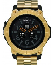 Nixon A1216-501 Reloj de la misión ss de los hombres
