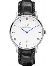 Daniel Wellington DW00100117 Dapper 34mm lectura reloj de plata