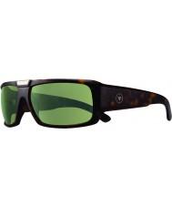 Revo Rbv1004 bono de firma apolo mate concha - gafas de sol polarizadas verdes