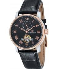 Thomas Earnshaw ES-8042-04 Mens westminster reloj de la correa de piel de cocodrilo negro