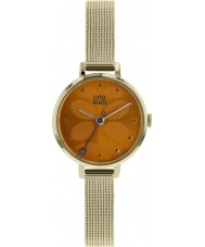 Orla Kiely OK4066 Reloj de hiedra para mujer