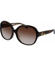 Gucci Damas gg0080sk 003 gafas de sol