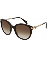 Alexander McQueen Señoras am0083s 002 gafas de sol