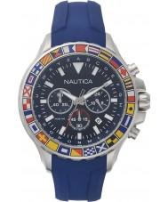 Nautica NAPBLI001 Set de regalo para hombre reloj bali