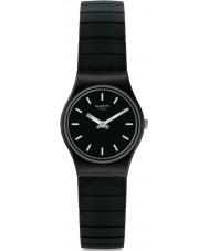 Swatch LB183B Señoras reloj flexiblack