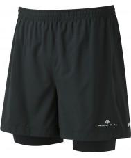 """Ronhill Pantalones cortos de 5 """"para hombres"""