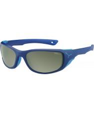 Cebe JORASSES mate medio de las gafas de sol de espejo azul oscuro variochrom pico de flash