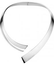 Calvin Klein KJ3UMJ000100 Damas más allá de gargantilla de acero de plata