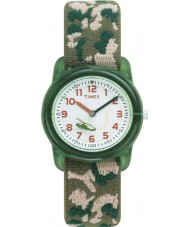 Timex T78141 reloj de camuflaje niños