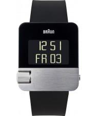 Braun BN0106SLBKG Para hombre de prestigio reloj cronógrafo negro
