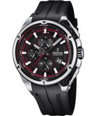Festina F16882-8 reloj negro para hombre 2015 excursión en bicicleta crono de france
