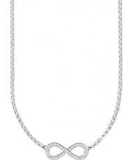 Thomas Sabo KE1312-051-14 Señoras de la eternidad del amor infinito collar de plata