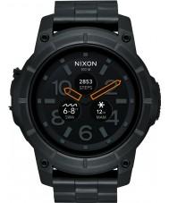 Nixon A1216-000 Reloj de la misión ss de los hombres