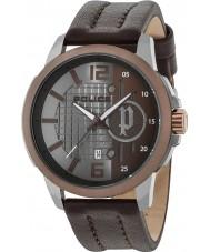 Police 15238JSUBN-13 Reloj de escuadra de hombres