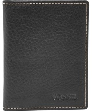 Fossil ML3688001 Billetera para hombre lincoln