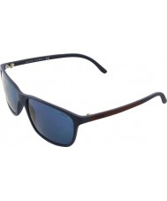 Polo Ralph Lauren Ph4092 58 azul mate 550680 gafas de sol