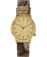 Komono KOM-W1830 reloj de la serie de impresión Asistente de peluche