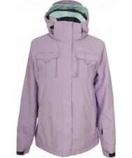 Trespass Chaqueta de esquí violeta para mujer