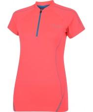 Dare2b Las señoras revelan el rosa de neón t-shirt